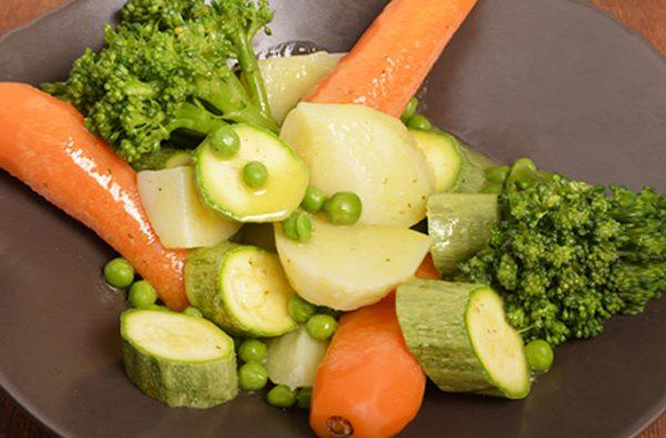 Λεμονάτα βραστά λαχανικά